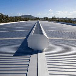 Roof-ridge-ventilator