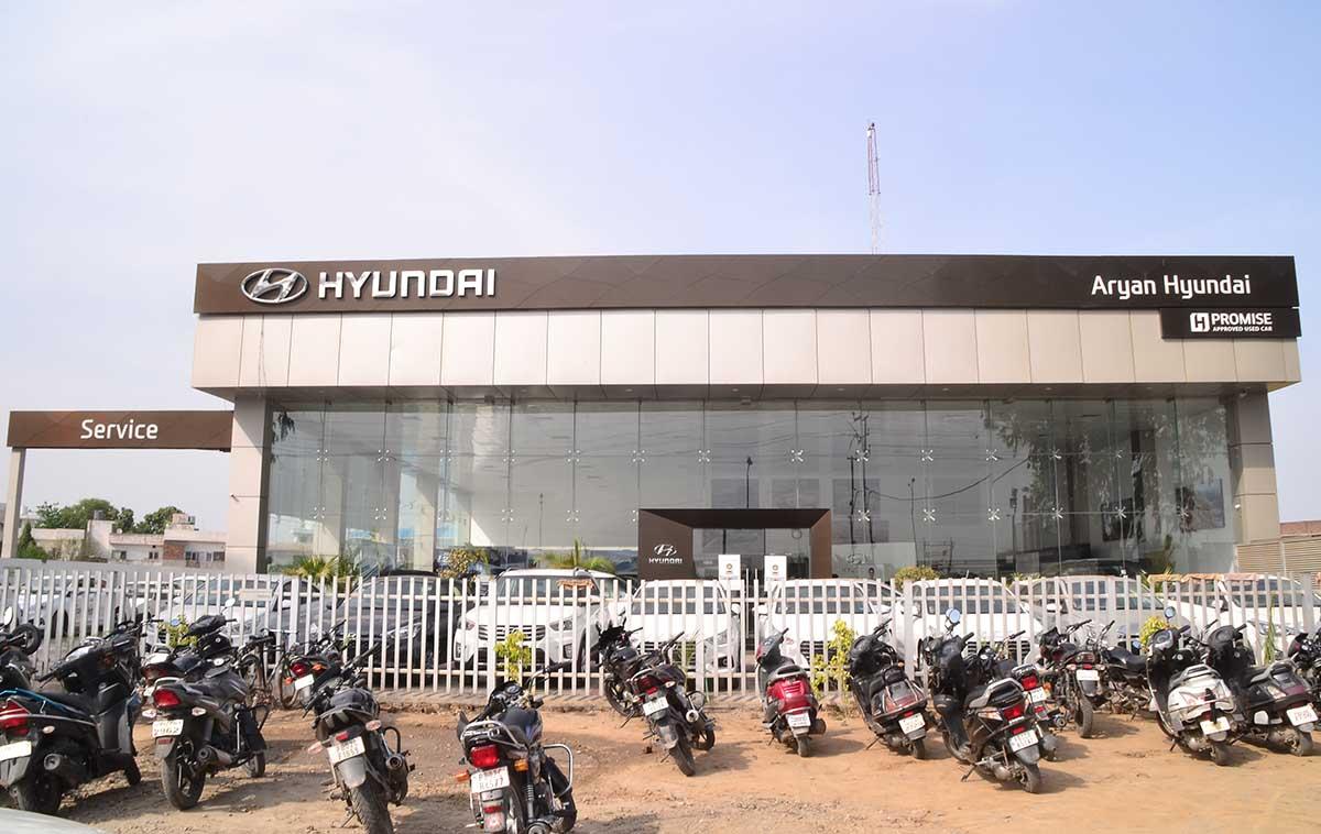 Aryan Hyundai