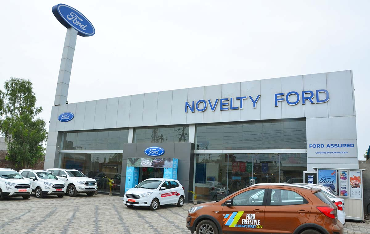 Novelty Ford